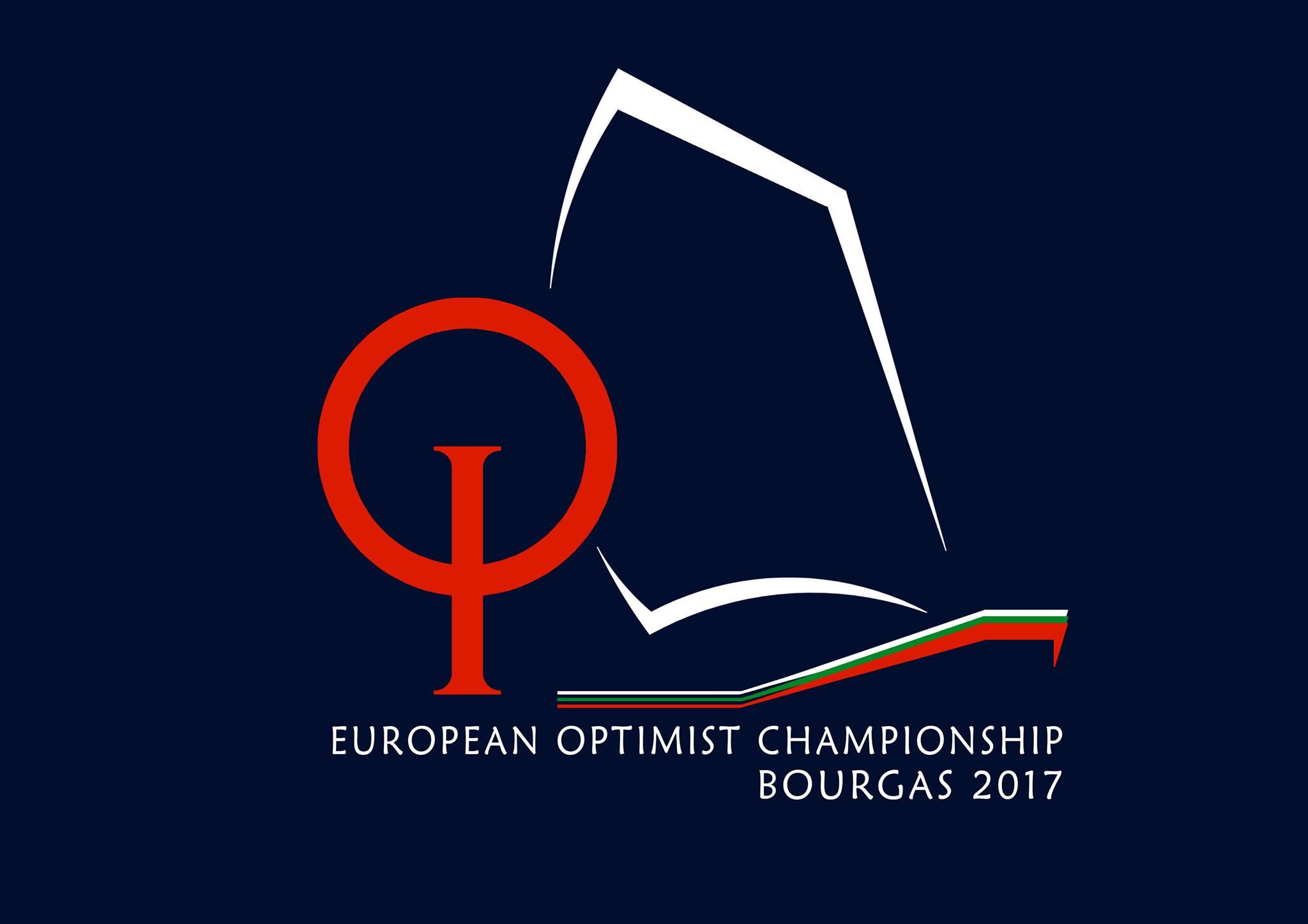 """Европейско Първенство Клас """"Оптимист"""" 2017"""